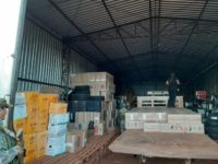 40 Millones de cigarrillos y Aduanas dice que aún no puede confirmar si se trata de contrabando