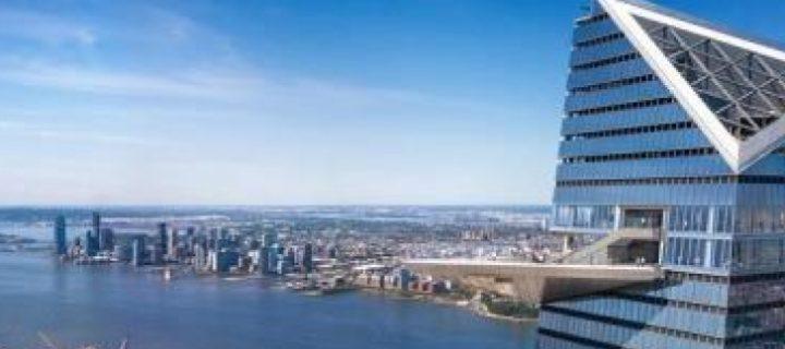 """Edge"", un balcón a 345 metros de altura aspira a ser la vista definitiva de Nueva York"