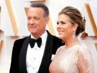 Tom Hanks y su mujer dados de alta en Australia tras recuperarse del COVID-19