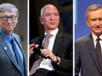 Los multimillonarios más ricos del planeta, según Forbes