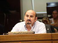 Fiscalía imputó al diputado Édgar Ortiz por violar cuarentena