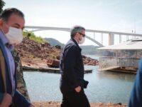 """Abdo Benítez expresa solidaridad con Brasil: """"Está pasando por un momento muy difícil"""""""