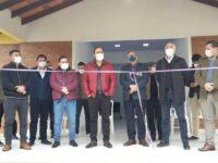 Gobernador del Guairá inagura Hospital Distrital en Paso Yobai
