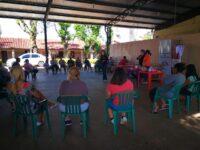 Casa de Justicia realiza asistencia psicológica en Penitenciaría de Villarrica