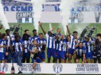 2-0. El Oporto se proclama campeón en Portugal