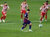 Messi alcanza los 700 goles oficiales en su carrera profesional