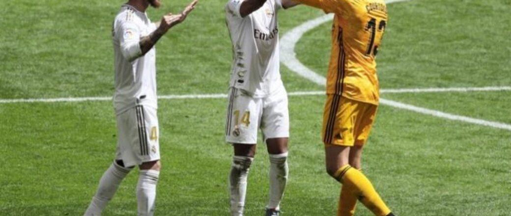 Otra vez Ramos, respeto al Madrid y la profundidad de plantilla