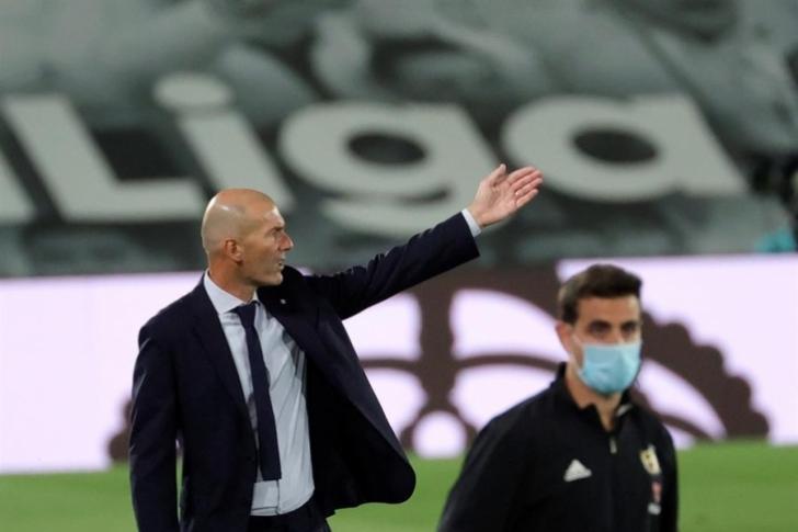 Zidane: «Lo importante es ganar los partidos»
