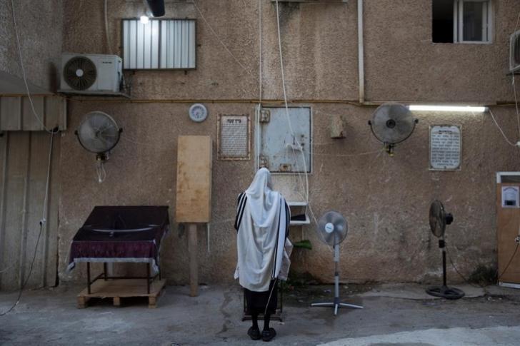 Sin controlar la segunda ola en Israel con nuevo récord de contagios