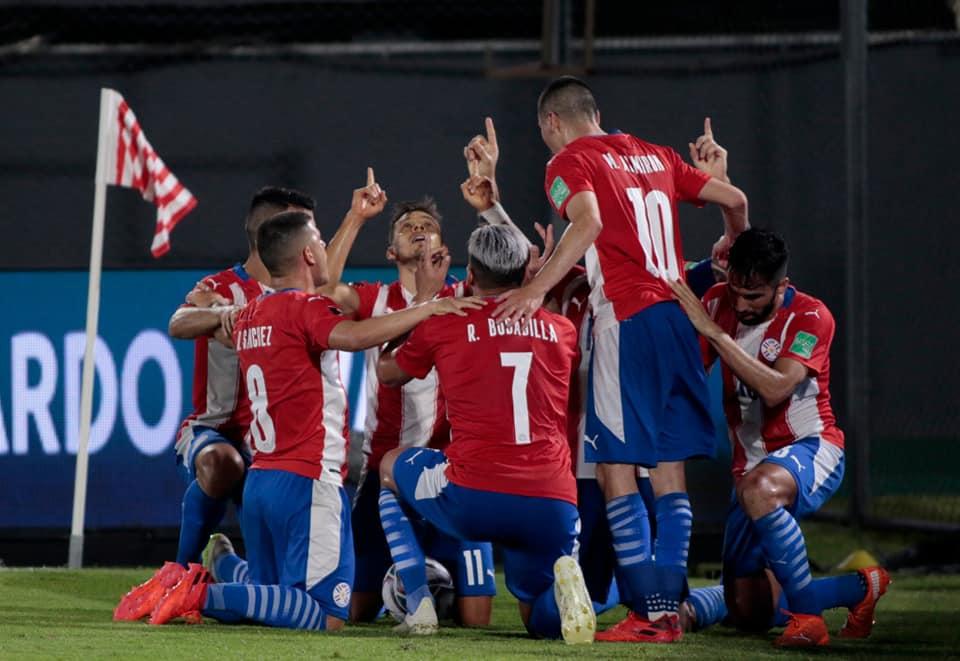 Paraguay debuta con un  empate ante Perú