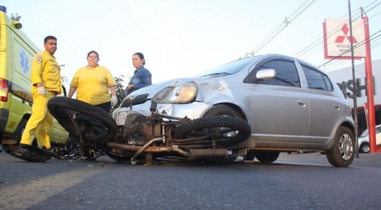 Hospital de Trauma atendió 5.000 lesionados en accidentes de tránsito en siete meses