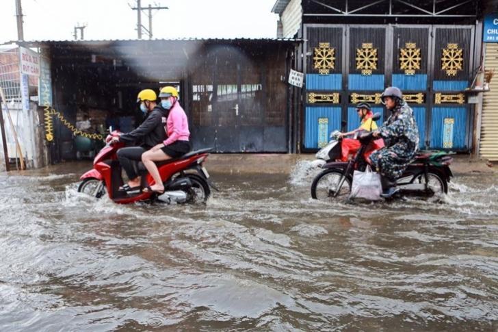Al menos 18 muertos por las inundaciones en el centro de Vietnam