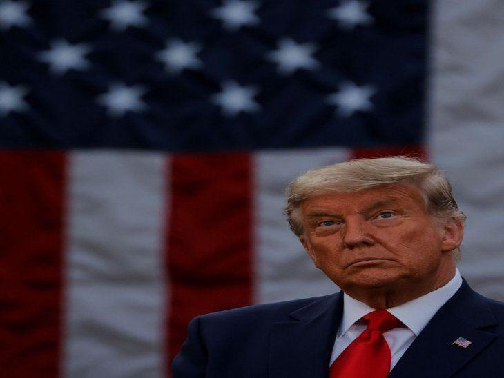 Trump, desesperado, lucha contra veredicto de las urnas