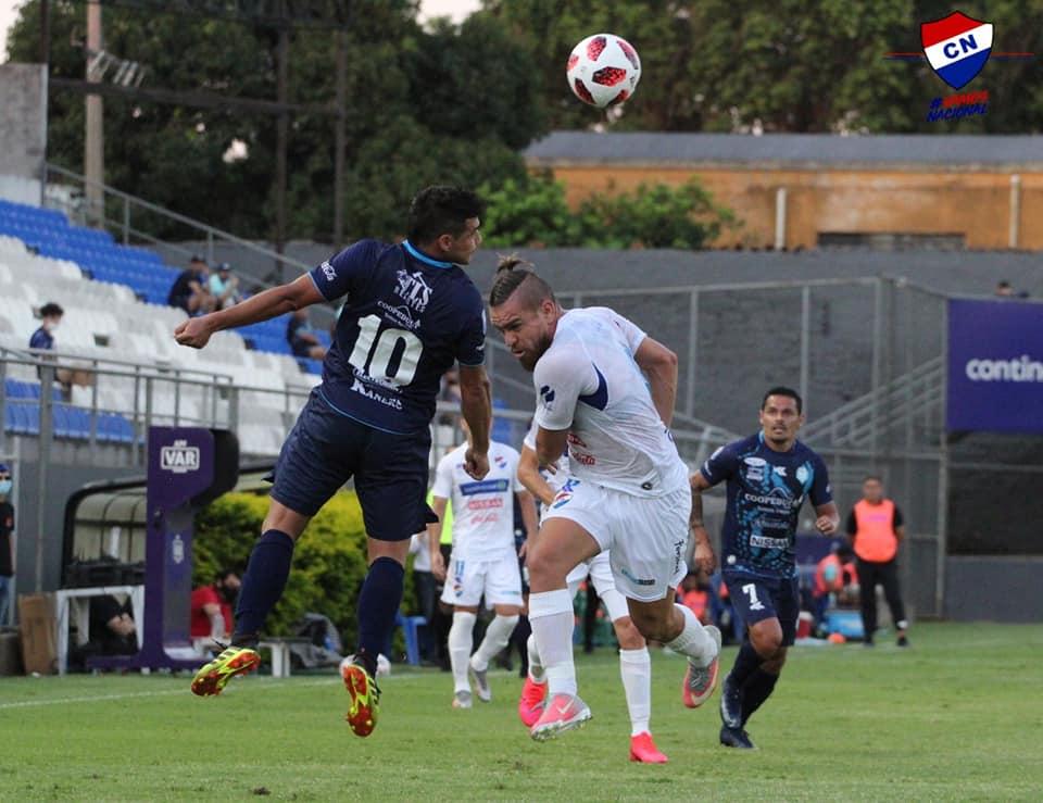 Guaireña consiguió un valioso empate que aseguró la permanencia en la Primera División