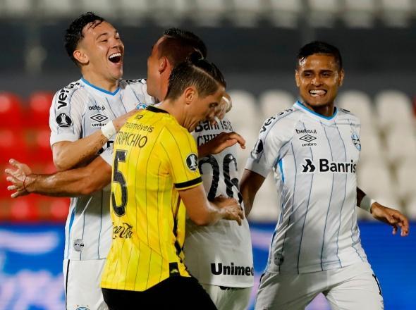 Guaraní hipoteca sus chances en la Libertadores