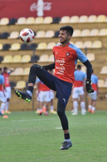 Cerro Porteño aseguró al portero Miguel Martínez