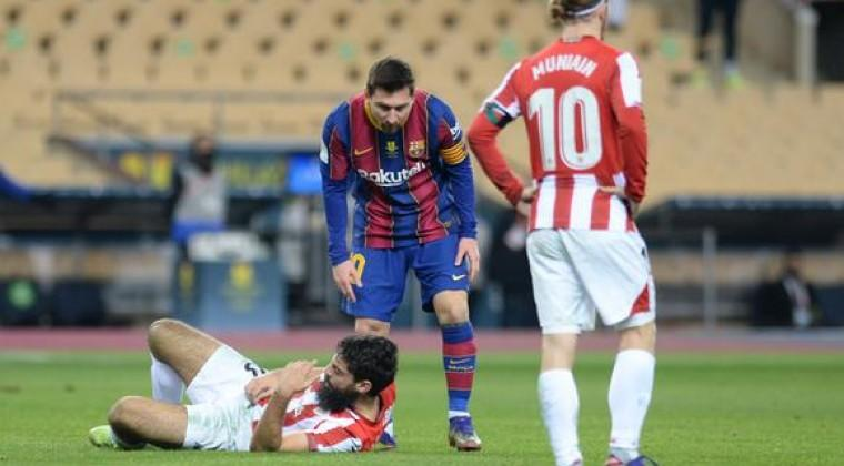 Sancionan a Messi con dos partidos de suspensión
