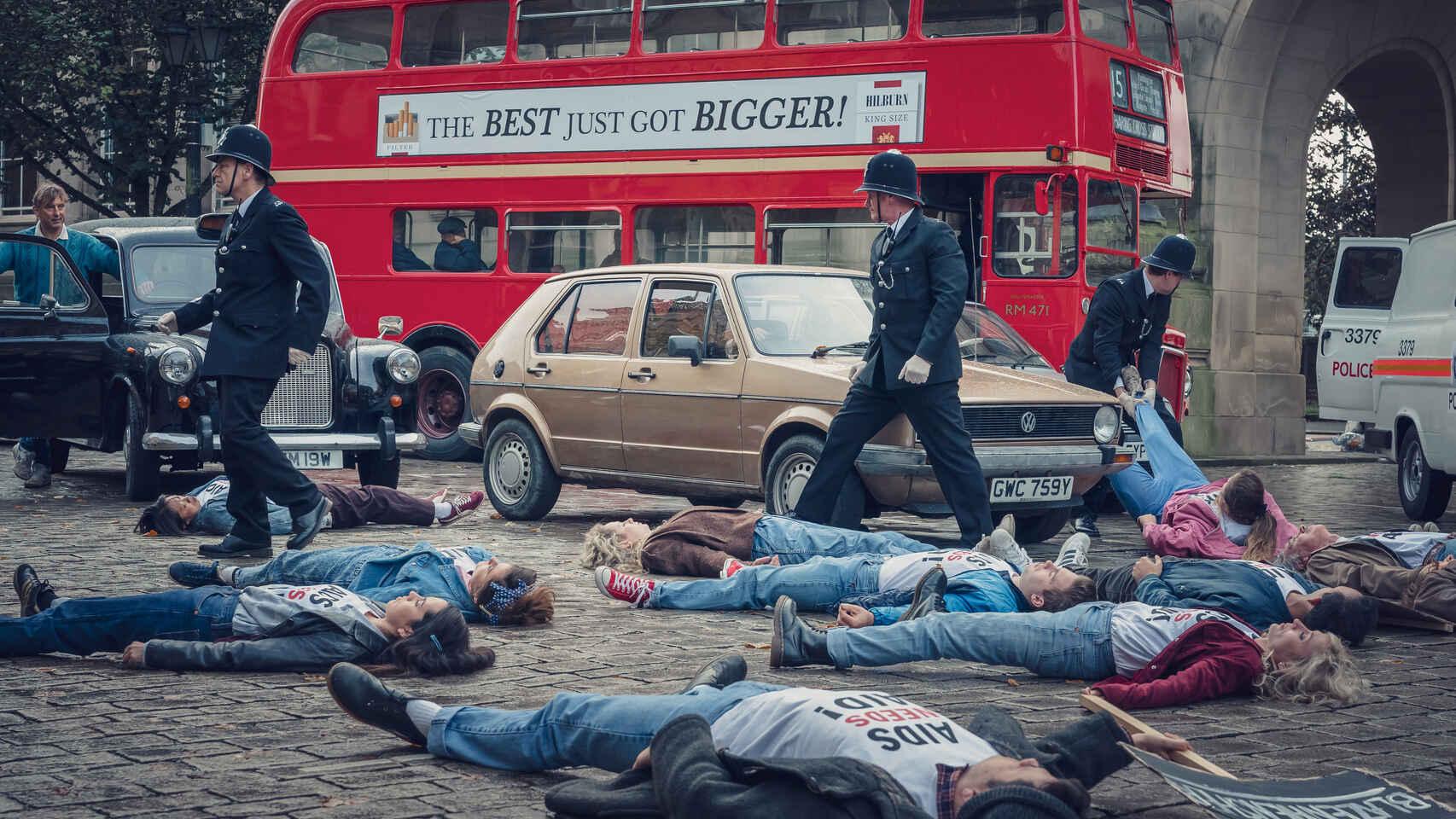 HBO España estrena la serie «It's a sin», sobre el sida en Londres en los 80