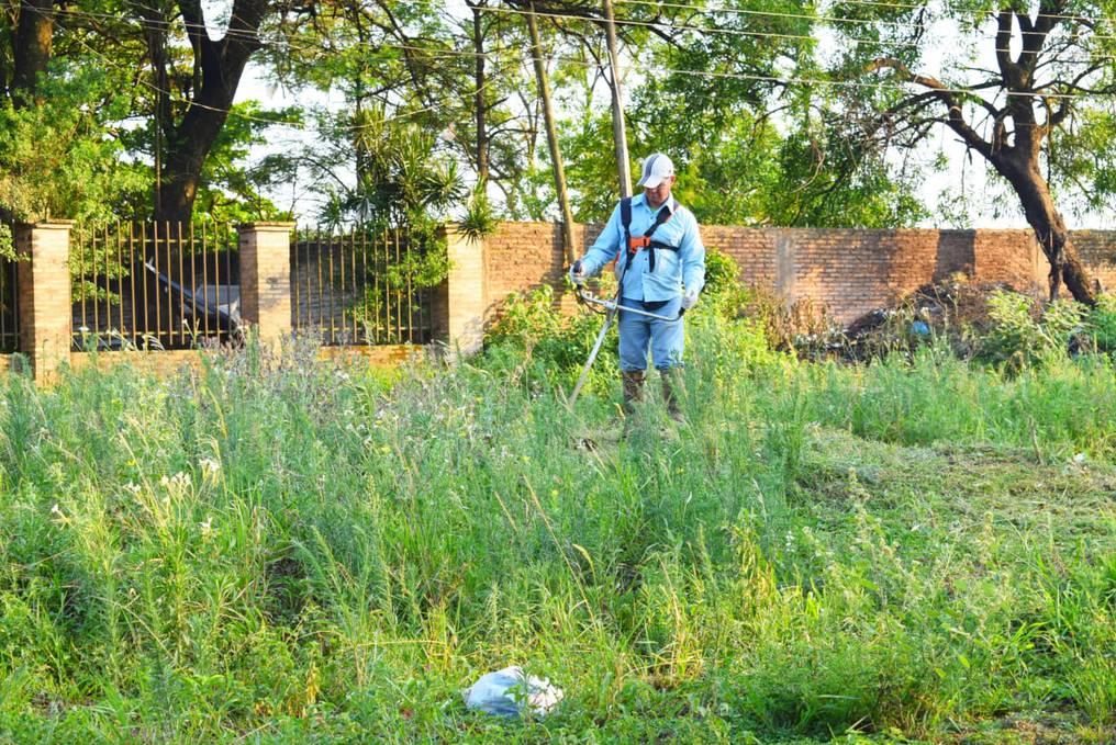 En Villa Elisa, las multas llegan hasta 6 millones por terrenos baldíos