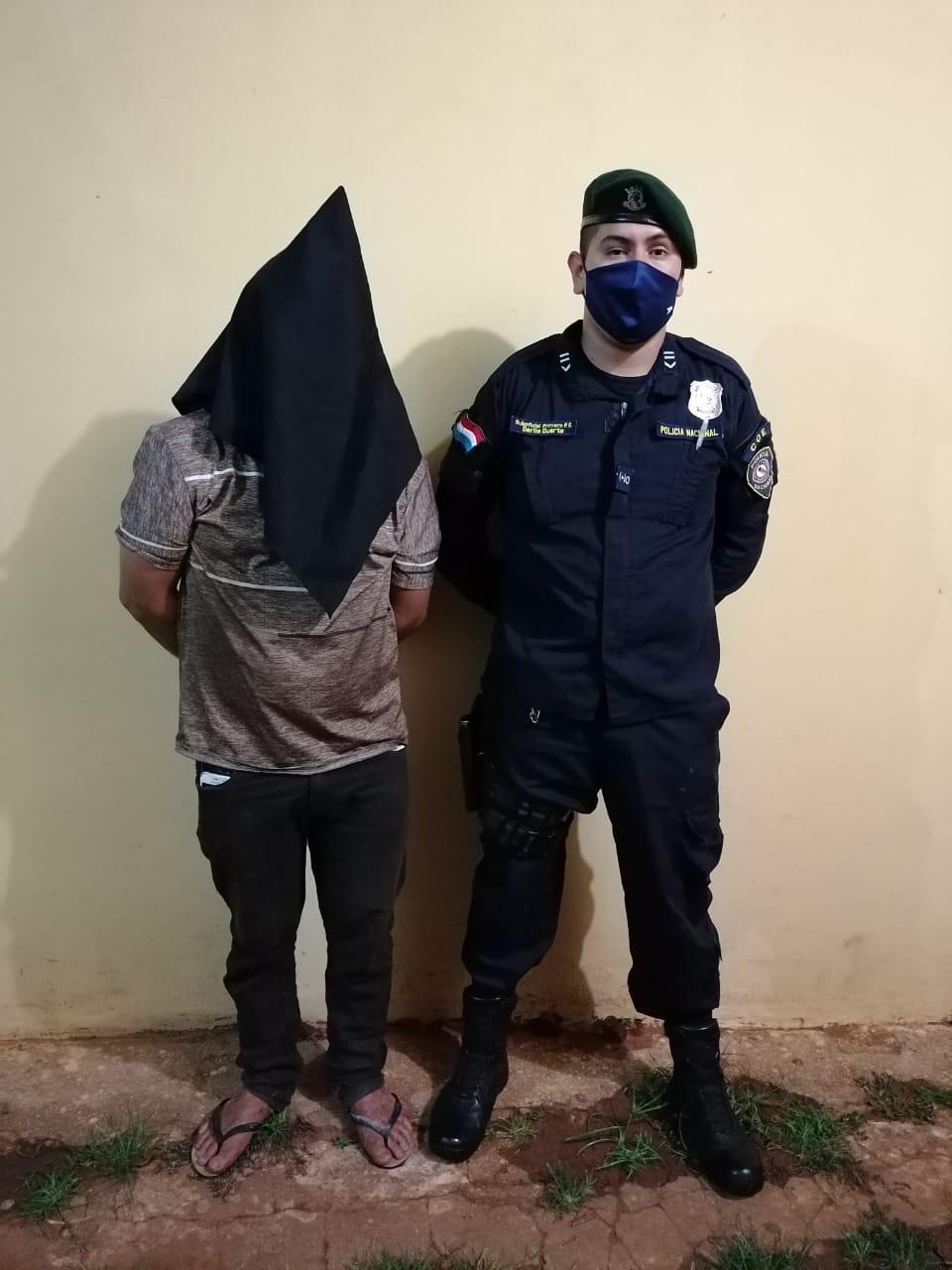 Resumen Informativo de la Policía Nacional – Guairá