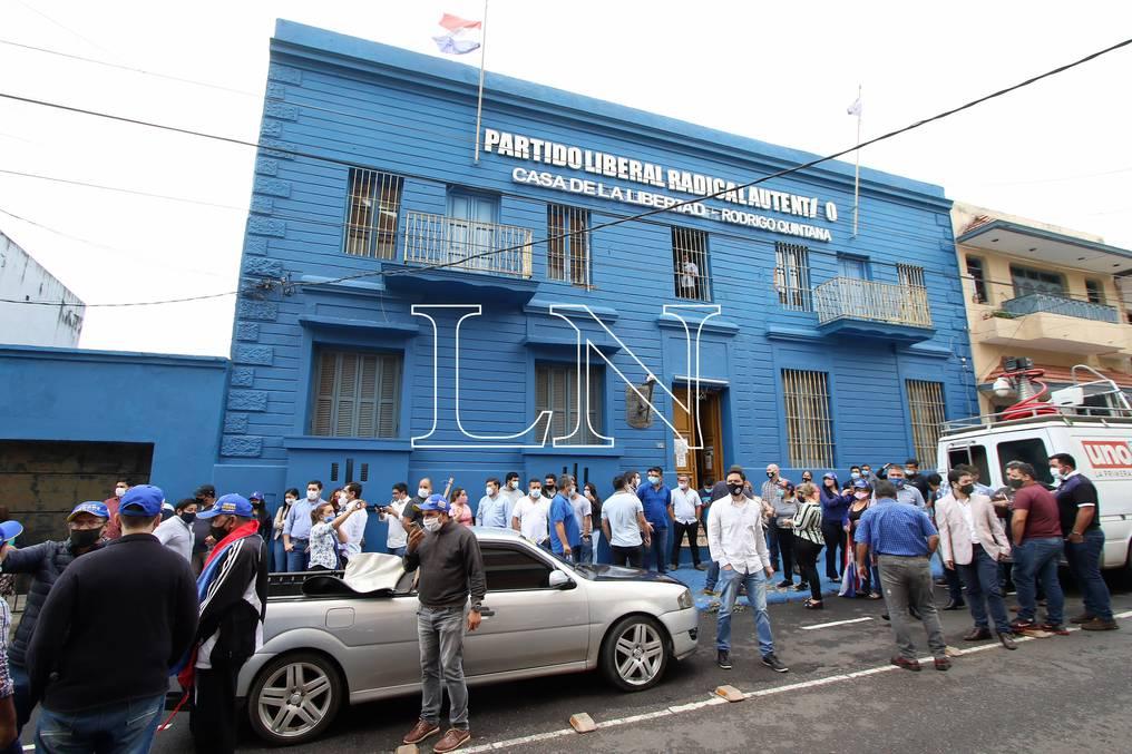 Diálogo azul: piden reunión con todos los sectores del PLRA