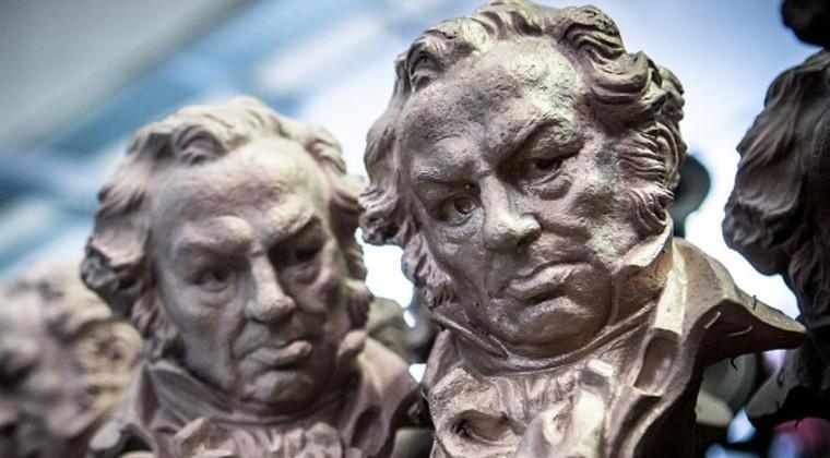 Listado de nominados para la 35 edición de los Premios Goya