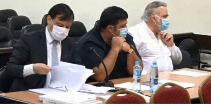 Inicia juicio contra Óscar González Daher y su hijo tras suspensiones