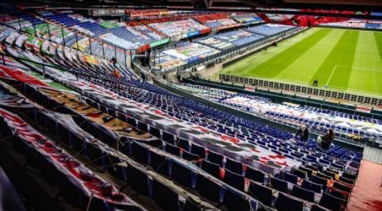 Países Bajos vuelve a cerrar sus estadios tras una fecha con público