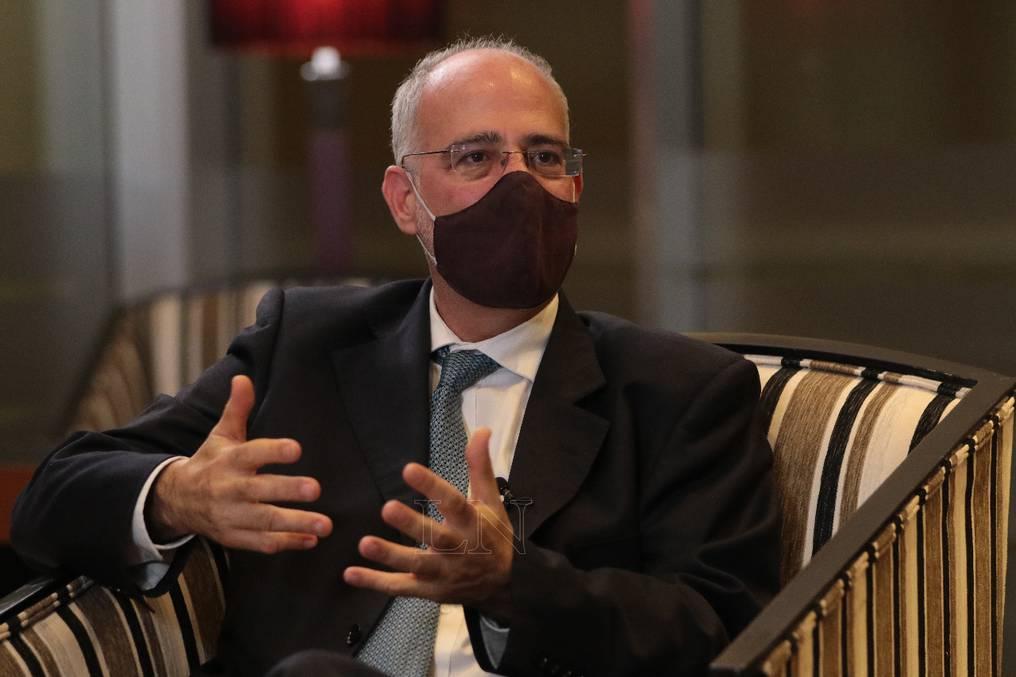 """Mano a mano con el embajador Yoed Magen: """"Israel siempre está buscando soluciones"""""""