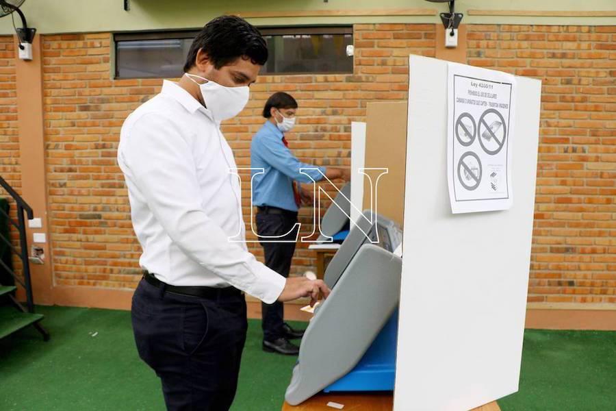 """Elecciones 2021: """"El protocolo ofrece todas las garantías que se necesitan para votar"""", asegura Ljubetic"""