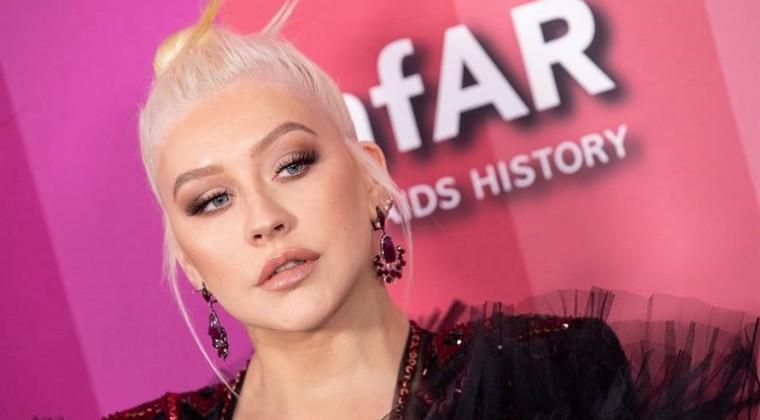 Christina Aguilera prepara un nuevo disco en inglés, pero no da fechas