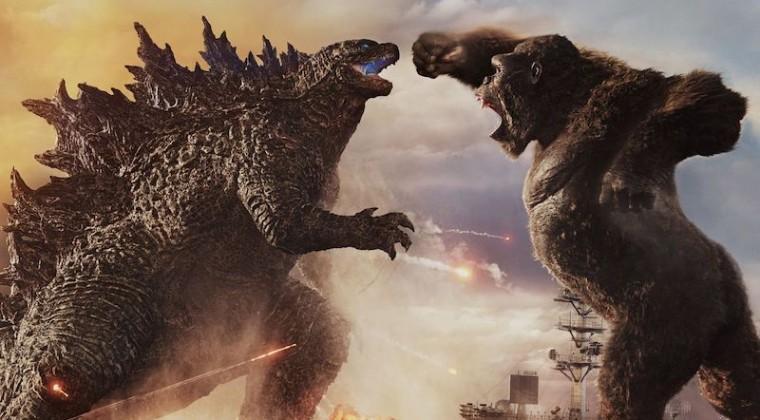 «Godzilla vs. Kong» resucita el cine en EEUU con el mejor estreno en pandemia
