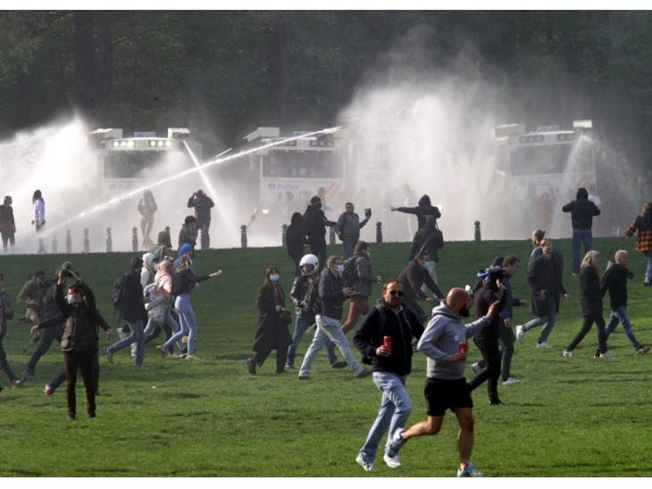 Proliferan las fiestas clandestinas en varios países de UE