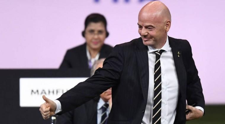 Presidente de FIFA felicita a Libertad por la obtención del título
