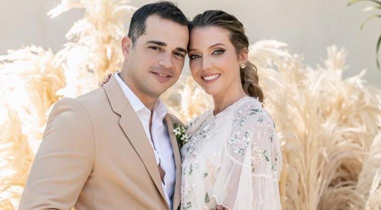 Anna Chase se casó por la vía civil