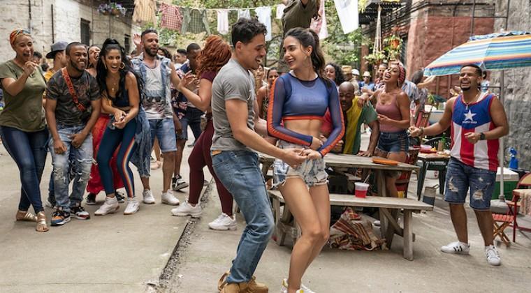 «In the Heights» se preestrenará en Los Ángeles Latino Film Festival