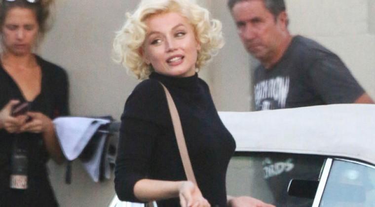 Filme sobre Marilyn Monroe protagonizado por Ana de Armas se estrena en 2022