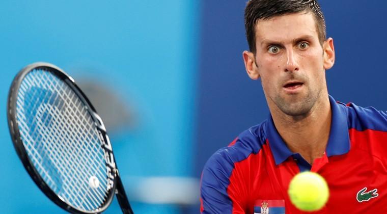 Djokovic continúa imparable hacia el Oro
