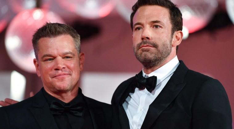 «El último duelo» de Ben Affleck y Matt Damon deslumbra en la Mostra de Venecia