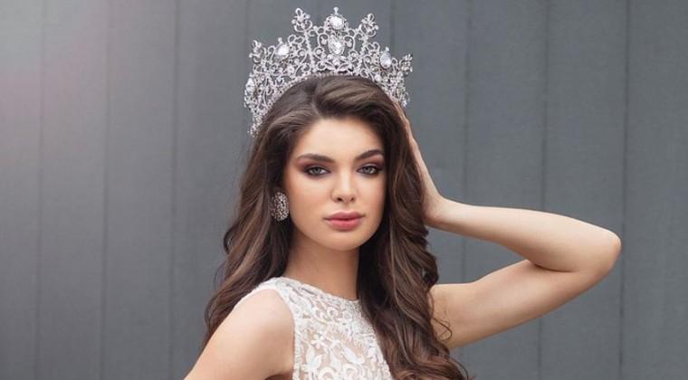 Nadia Ferreira en Miss Universo, de interés nacional y cultural por Diputados